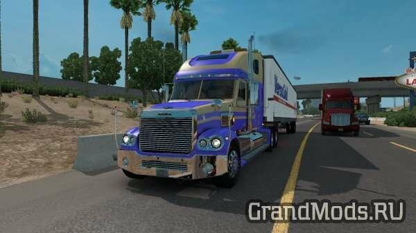 Freightliner Coronado для ATS  [1.3.х]