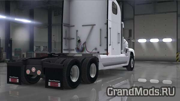FREIGHTLINER CLASSICAL FLD 120 [ETS2]