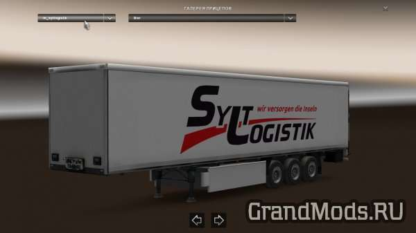 Trailer Pack v1.3 [ETS2]