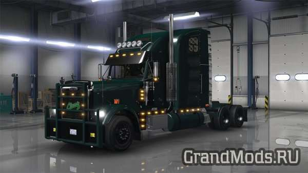 Freightliner Classic XL by CyrusTheViru [ETS2]