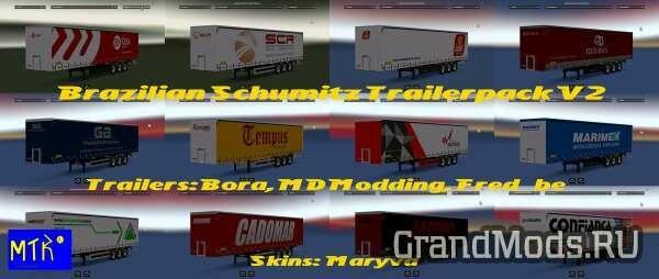 Brazilian Schumitz Trailerpack v2