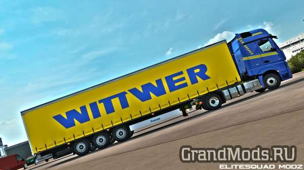 Wittwer Spedition  Pack [ETS2]