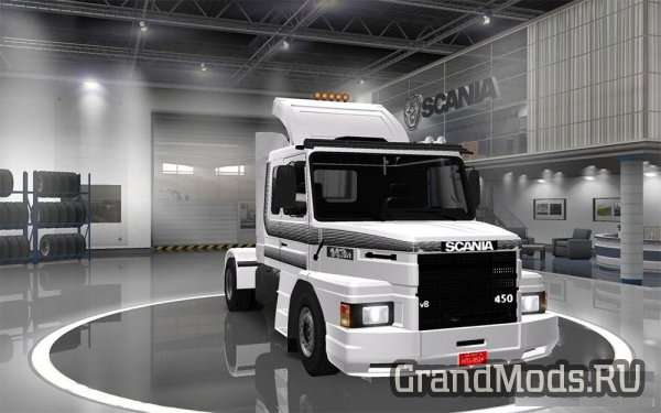SCANIA 143H  [ETS2 1.24.x]