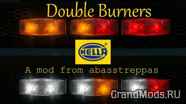 Hella Double Burners v 1.0 [ETS2]