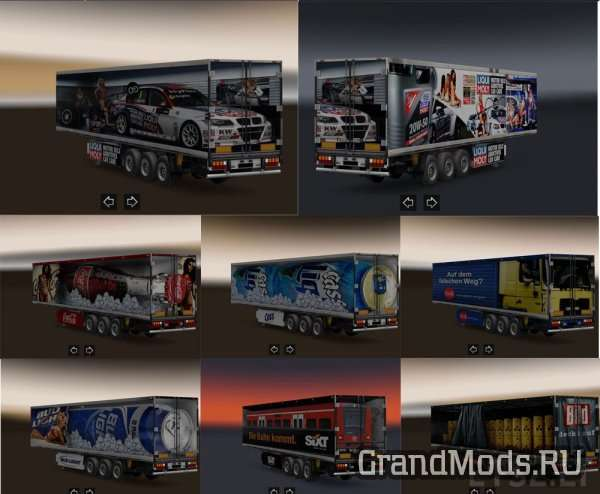 3D AD trailers update [ETS2]