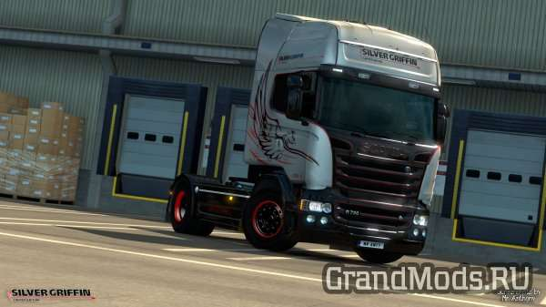 Scania Limited Edition Pack #1 [ETS2]