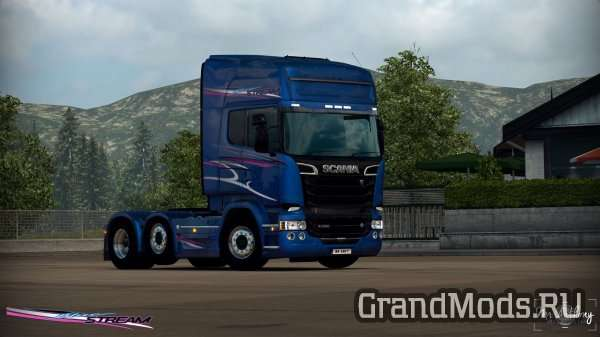 Scania Limited Edition Pack #2 [ETS2]