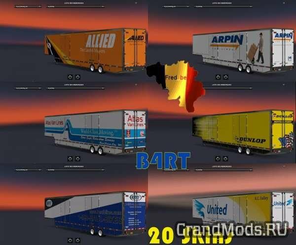 RD MOVING  [ETS2 V1.25 ]