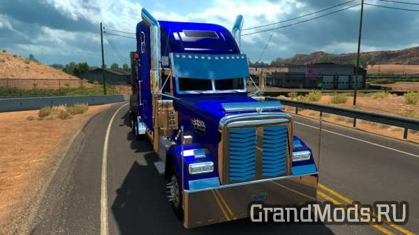 Freightliner Classic XL v 3.1.4 edited by Solaris36 [ATS]