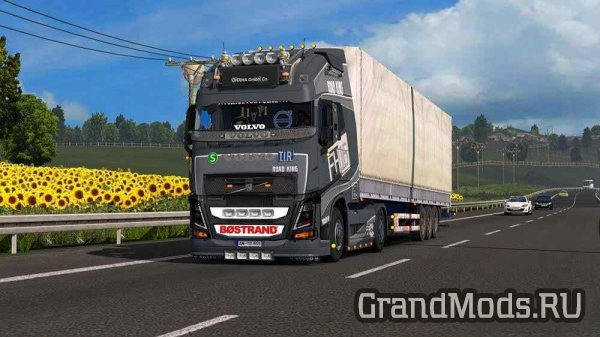 Volvo FH 2013 (ohaha) 21.02r Reworked [ETS2]