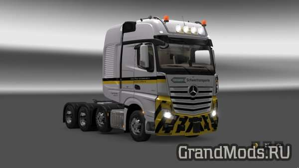 Powered BIGMOVE 360 [ETS2]