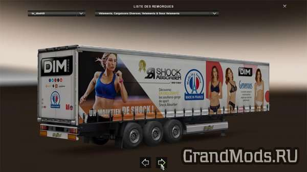 Pack 94 Trailers Real Company [ETS2]