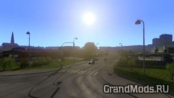 FIXED WEATHER FINAL VERSION 2.5 [ETS2]