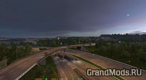 WEATHER AND GRAPHICS [ETS2]
