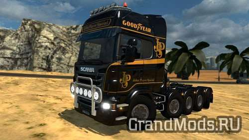 Scania R 8×4, Scania R 10×4 3 in 1 [ETS2]