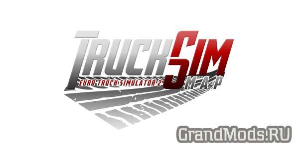 JustPlayMod for TSM 6.4 [ETS2]