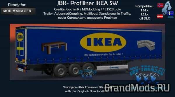 JBK PROFILINER IKEA V1 [ETS2]