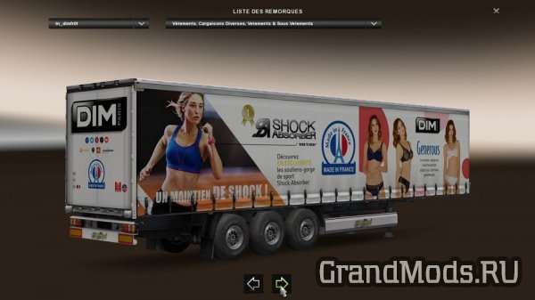 Pack more 100 Trailers [ETS2]