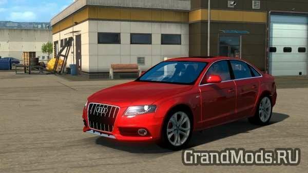 Audi S4 Rework v 1.0 [ETS2]