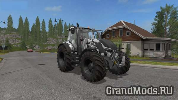 VALTRA T SERIES COW EDITION [FS17]