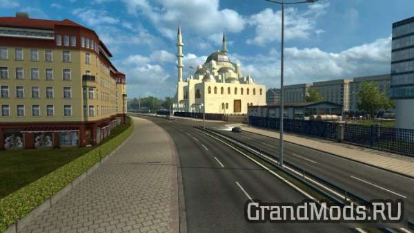 Map Mario v.11.9  [ETS2] [upd.1.11.2016]