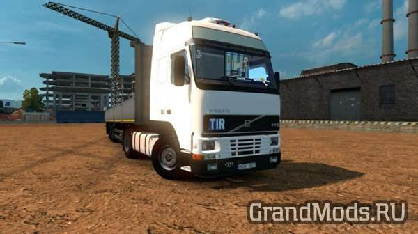 Volvo FH12 420 1'S [ETS2]