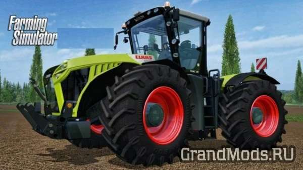 CLAAS XERION 5000 [FS17]