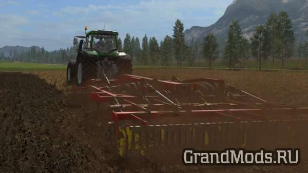 Väderstad Top Down 500 [FS17]