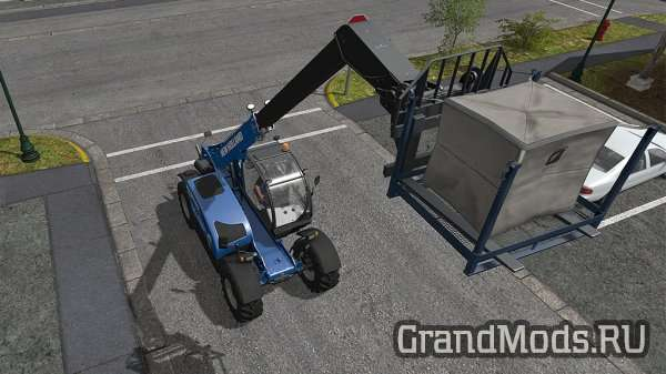 New Holland LM 7.42 [FS17]