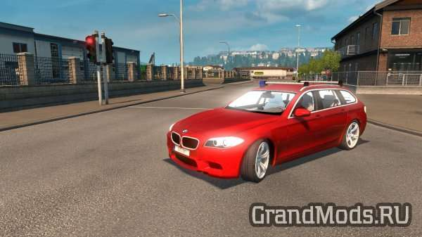 BMW M5 Touring v 2.5 [ETS2]