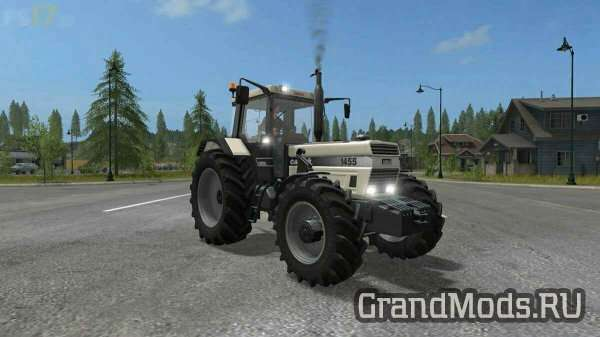 CASE IH 1455 XL WHITE V 1.0 [FS17]