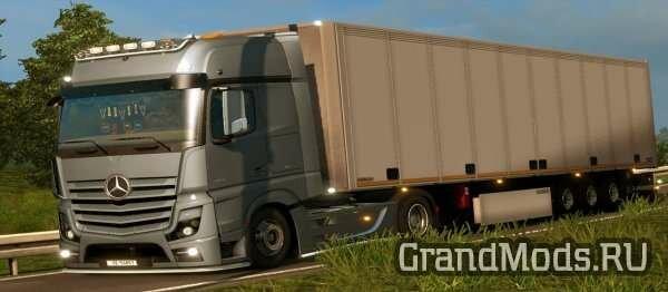 Template for Rommi TZ Schmitz trailer [ETS2]
