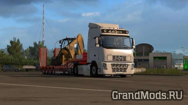Volvo FH – FH16 Open Pipe Sound v 2.0 [ETS2]