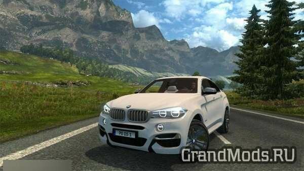 BMW X6 2016 v 1.2 [ETS2]