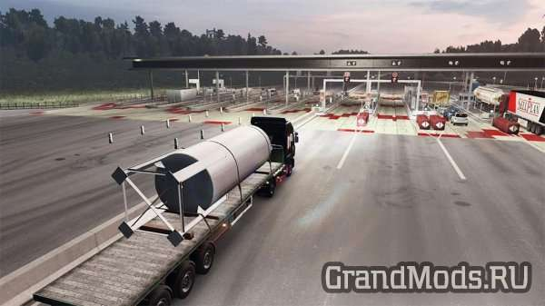 New road HD by Over Game v.3.0 [ETS2]