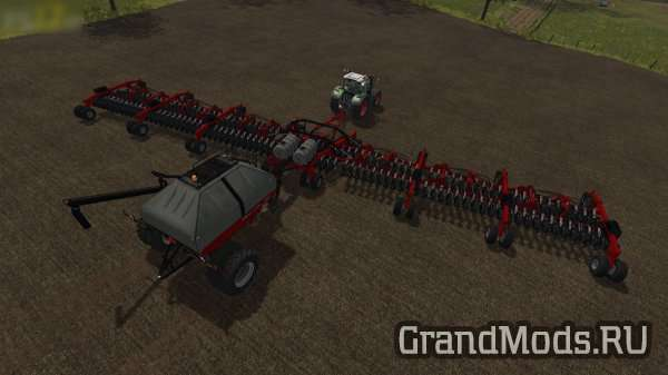 CASE IH Cart air speeder [FS17]