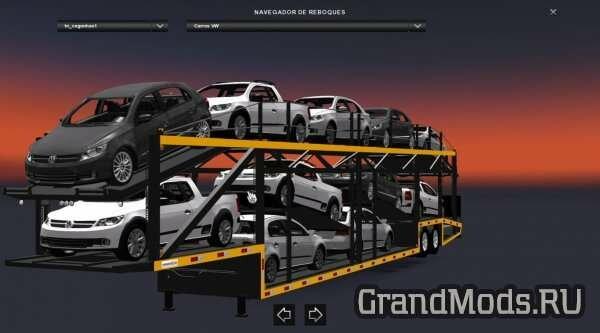 VW STORK TRAILER V2.0 [ETS2]