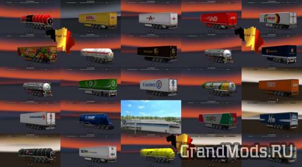 New Company V1.26 for all DLC [ETS2]
