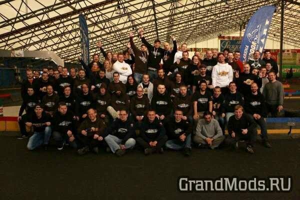 SCS выиграли заезд в Grand Prix