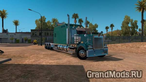 Kenworth W900B Long v. 1.0 [ATS v.1.5x]