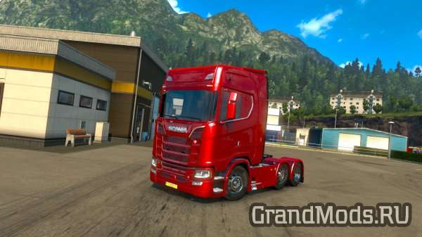 Scania S580 Next Generation [ETS2]