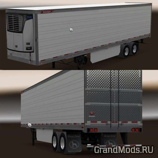 Real Brand Logo Trailers v 1.0 [ATS]