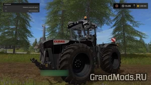 Claas Xerion 3800 [FS17]
