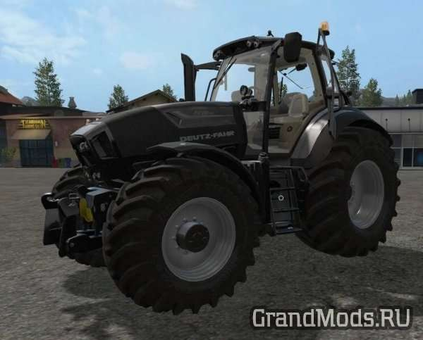 Deutz Fahr Series 7 v1.1 [FS17]
