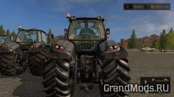 Deutz TTV 72 Series_Warrior_V5_2 [FS17]