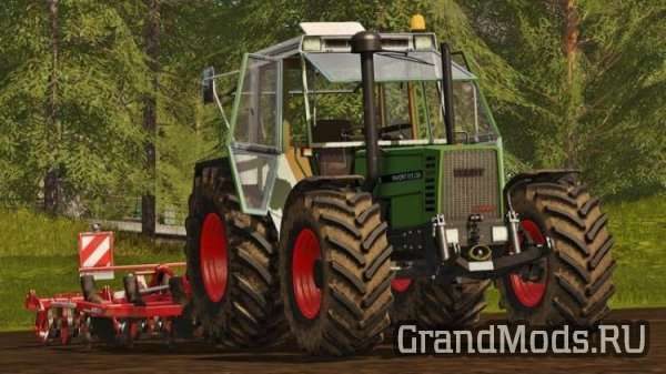 Fendt Favorit 600 LSA [FS17]