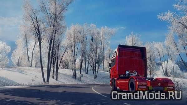 Realistic Winter [ETS2]