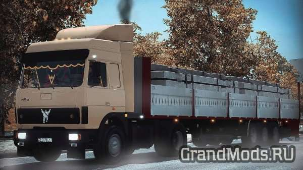 МАЗ-6422 V 5.03 [ETS2]