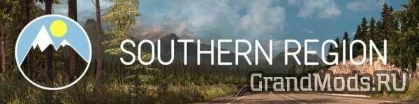 Southern Region v 10.0 Бета [ETS2 v.1.40]