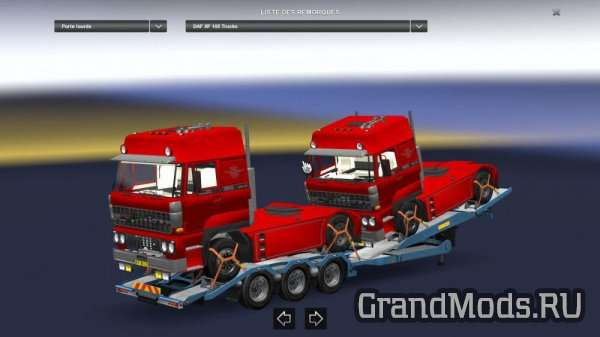 TRAILER WITH DAF 3600 V1.0 [ETS2]